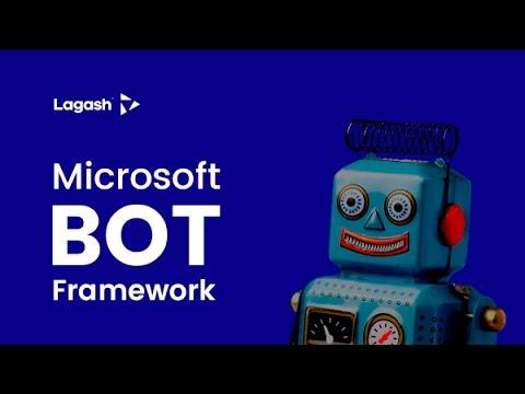 Lagash Webinars - Microsoft Bot Framework