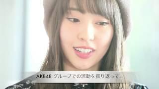 藤江れいな  NMB48卒業発表の真実 藤井玲奈 動画 5