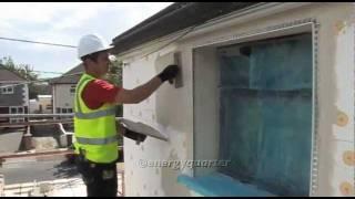 External Insulation - Cosi Homes