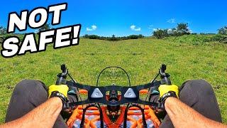 Dirt Bike Vs. Off Road Go Kart