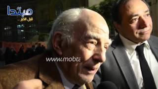 فيديو| توفيق رشوان: رجاء وحسن قصة حب طويلة