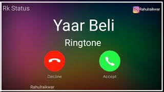 New Latest Punjabi Song Ringtone | Yaar Beli Ringtone | new Mp3 Mobile Ringtone | Phone Ringtone