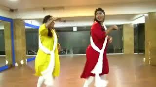 Ghar More Pardesiya - Kalank || Dance Cover || Alia Bhatt || Varun || Madhuri || Meenu & Richa