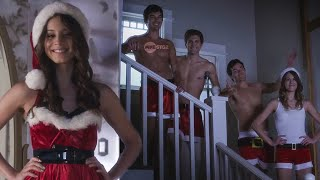 "Pretty Little Liars - Sexy Santa Scenes - ""How the 'A' Stole Christmas"" [5x13]"