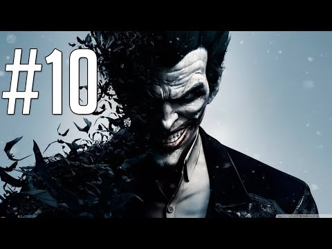 Batman Arkham Origins - #10 Gotham City Royal Hotel (PC 1080p60 Dublado PT-BR)