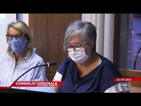 CONSIGLIO COMUNALE VITTORIO VENETO - Seduta del 22...