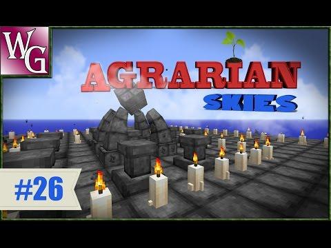 видео: agrarian skies 2 - thaumcraft - огромная ветка  #26 (minecraft 1.7.10)