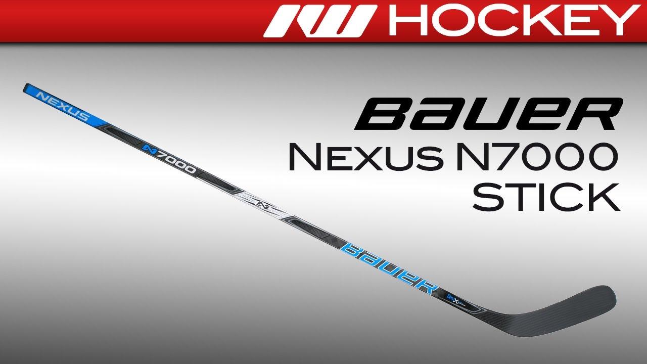 0b3941eb8ba 2016 2017 Bauer Nexus N7000 Stick Review - YouTube