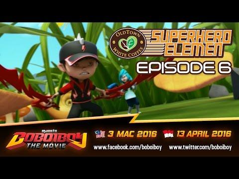Oldtown White Coffee's Superhero Elemen: Final Episode!