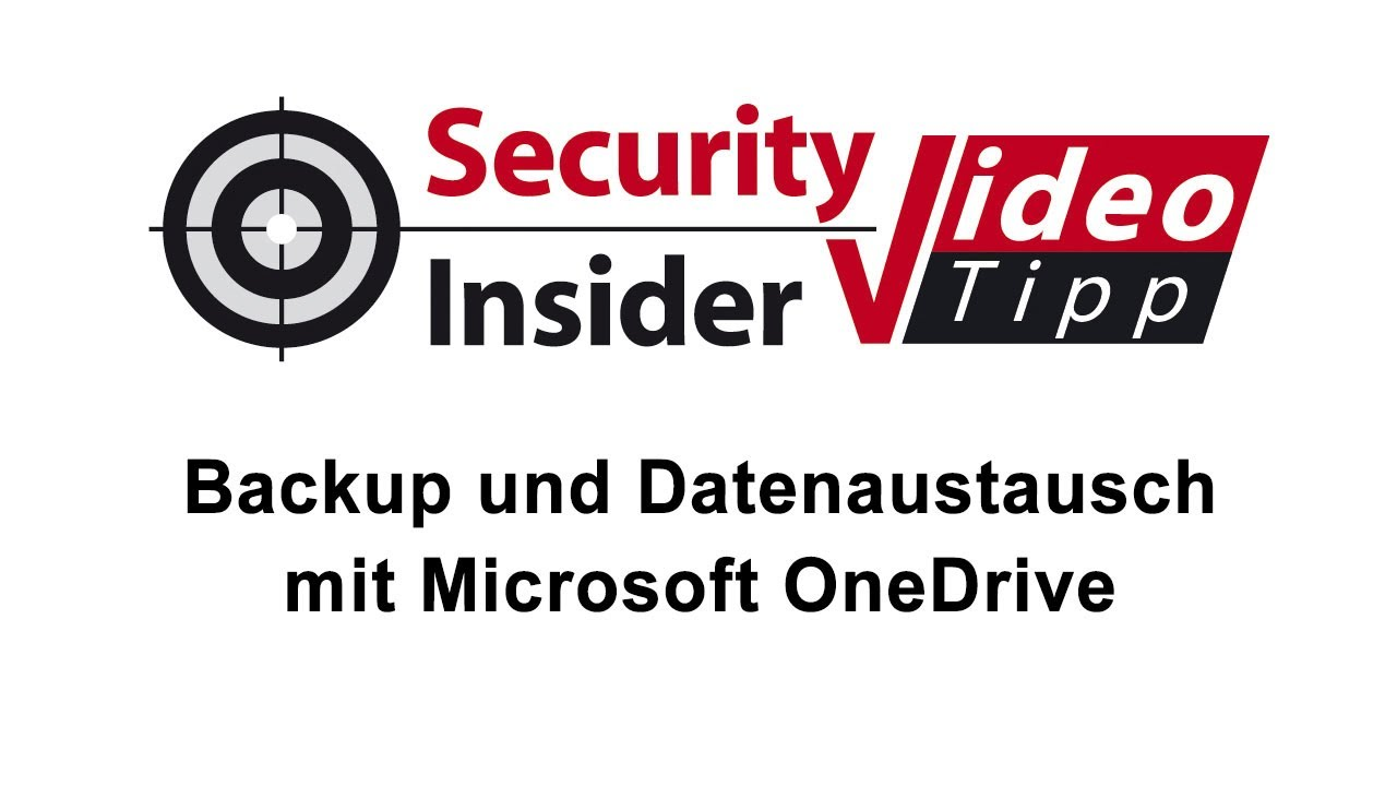 OneDrive für Backup und Datenaustausch nutzen