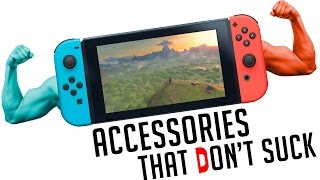 Nintendo Switch: 10 Accessories That Don