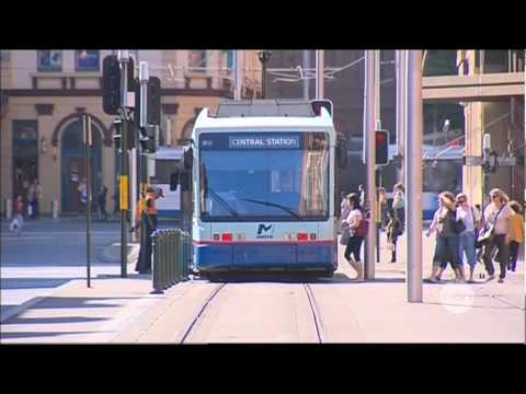 Ten News Sydney - Sydney Monorail to be torn down (23/3/2012