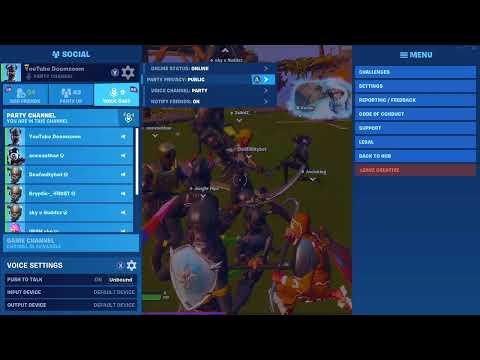 Fortnite Knock Town *New Game Mode* | Fortnite Battle