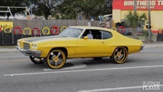 PONTIAC LEMANS on FORGIATO ITO at NORTH TAMPA CUSTOMS