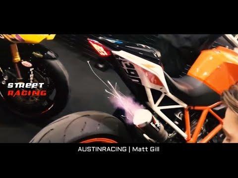 Exhaust Sound Comparison KTM Super DUKE 1290