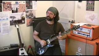 """Guitar Lesson - Jimi Hendrix """"Who Knows"""" with Rob Chappers"""