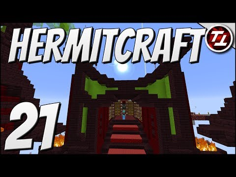 Hermitcraft V: #21 - The Glowing Entrance