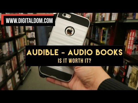 Audible Audio Books – Is It really worth it? 📚 @digitald0m