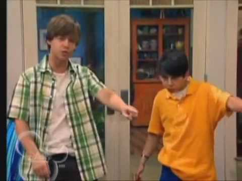Jackson and Rico Song 5 from Hannah Montana - He Could Be The One.flv
