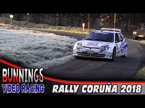 Rally de Coruña 2018 - @BunningsVideo