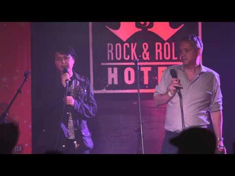 Karaoke in the Capital 2014: A Fairytale of New York