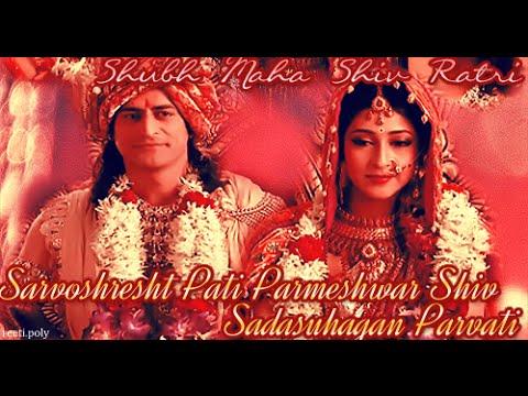 DKD Mahadev OST 94 -  Shiv Parvati Wedding  Saat Phere Saat Pheron Ki Ghadi