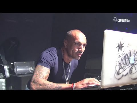 Grand Palais Paris with David Morales 2012 on Clubbing TV - UNCUT