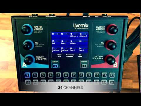 Livemix CS-DUO Personal Mixer - The best value on the market