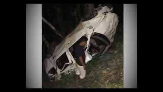 Car accident in Sikkim, 5 tourists dead