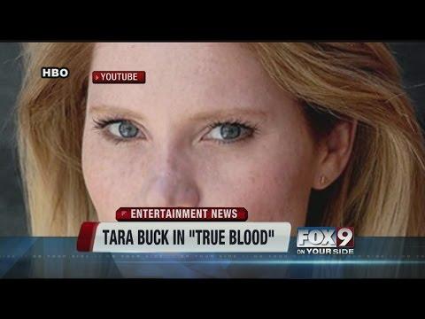 FOX9 instudio guest: Tara Buck from HBO's True Blood
