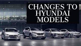Upcoming Hyundai cars 2019