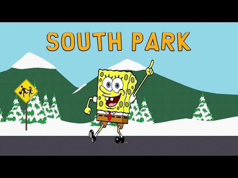Spongebob References in South Park