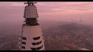 Küçük Çamlıca Yeni TV ve Radyo Kulesi