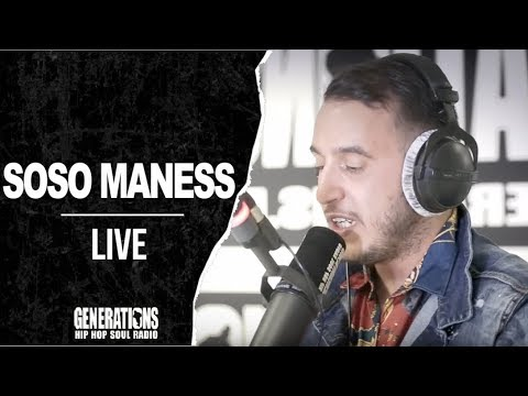 Youtube: Soso Maness – Freestyle Generations  »Baumettes »