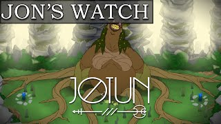 Jon's Watch - Jotun (New Souls-like Game) [60fps PC Gameplay]