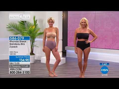 db44b3757fb HSN | Body Solutions by Rhonda Shear 05.18.2018 - 10 AM - YouTube