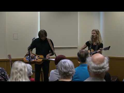 PART 1 OF 2:  Folk Music Duo Jennings & Keller at the Livermore Public Library