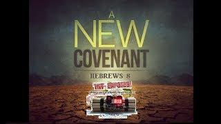The NEW Covenant - Jeremiah 31:31 vs. Hebrews 8 - 487e64