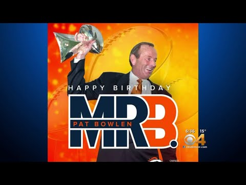 Denver Broncos Owner Pat Bowlen Celebrates Birthday