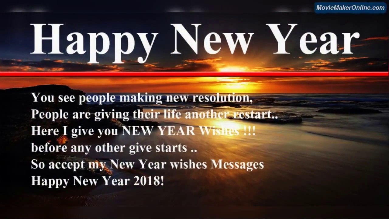 top 10 happy new year wishes video 2019 free download
