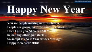 Top 10 Happy New Year Wishes 2019 Free Download