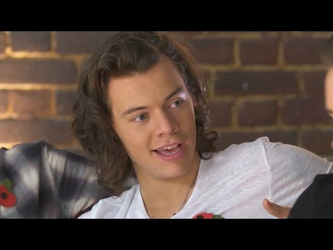Harry Styles Responds to Taylor Swift's Songs About Him!