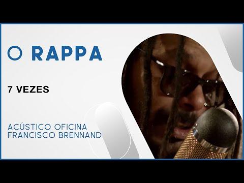 O Rappa - 7 Vezes (Acústico Oficina Francisco Brennand)