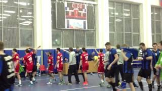 видео Гандбол: «Университет-Нева» вышел в финал плей-офф