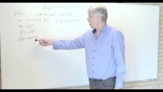 Differentialligninger  tip til skriftlig eksamen uden hjælpmidler
