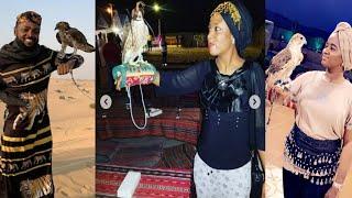 Kamar gasa duk jaruman Kannywood sai sun je gurin nan in dai sukaje kasar Dubai