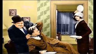 L&H Unaccustomed As We Are(1929) With Behind The Scenes!!! YouTube