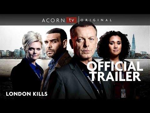 Лондон убивает (1-2 сезон)