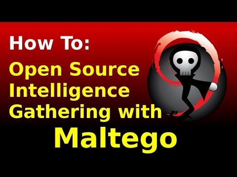 Open Source Intelligence Gathering with Maltego
