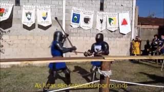SCAM - Combate com Alabardas YouTube Videos